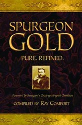 Spurgeon Gold-Pure Refined - eBook