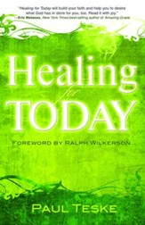 Healing for Today - eBook