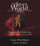 Audio CD Set Vol 4: The Modern Age, Story of the World