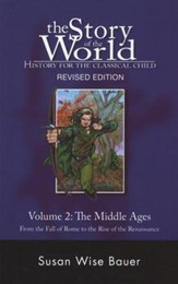 Story of the World Vol. 2: The Middle Ages, Revised, Softcover