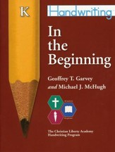 In the Beginning--Grade K