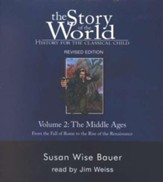 Story of the World, Vol. 2: The Middle Ages, Audio CD Set
