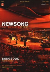 Rescue: Live Worship, Songbook