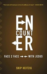Encounter, Face to Face With Jesus: Face 2 Face with Jesus - eBook