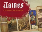James: A Letter to the Scattered - A Graphic Novel  Translation