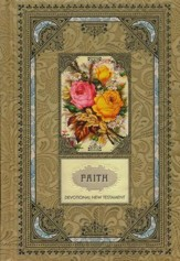 NLT, Vintage Gift Collection: Faith Devotional New Testament Proverbs: Faith