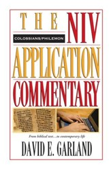 Colossians & Philemon: NIV Application Commentary [NIVAC] -eBook