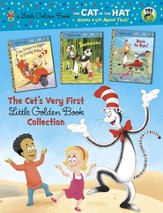 The Cat's Very First Little Golden Book Collection (Dr. Seuss/Cat in the Hat) / Combined volume - eBook