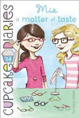 Mia a Matter of Taste - eBook