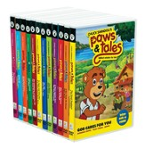 Paws & Tales DVD Collection 1-12