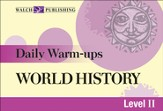 Digital Download Daily Warm-Ups: World History Level II - PDF Download [Download]