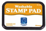 Orange Stamp Pad