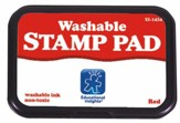 Red Stamp Pad