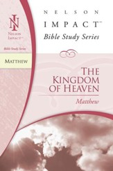 Nelson Impact Study Guide: Matthew - eBook