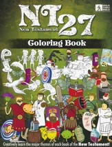 NT27 Coloring Book