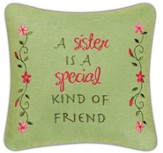 Special Friend Pillow