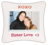 Sister's Love Photo Pillow