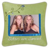 Sisters are Special Photo Pillow
