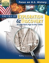 Digital Download Focus on U.S. History: The Era of Exploration and Discovery - PDF Download [Download]