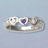 My Heart Belongs to Jesus Ring Size 10