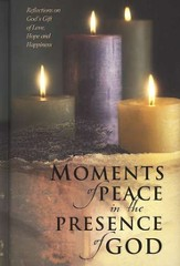 Moments of Peace in the Presence of God - eBook