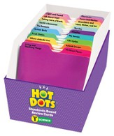 Hot Dots Standards Based Language Arts, Grade 1