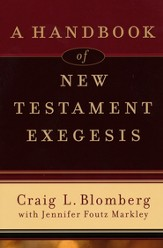 Handbook of New Testament Exegesis, A - eBook