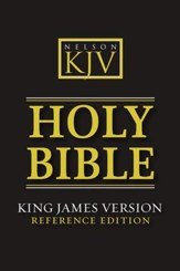 King James Reference Bible - eBook