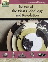 Digital Download Focus on World History: The First Global Age and the Age of Revolution - PDF Download [Download]
