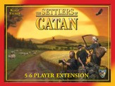 The Settlers of Catan 5 & 6 Player Extension (4th Edition)