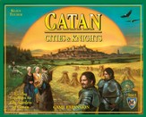 Catan: Cities & Knights Game Expansion (4th Edition)