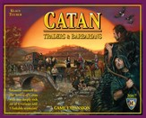 Catan: Traders & Barbarians Expansion Pack (4th Edition)