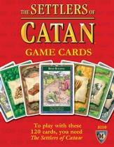 Settlers of Catan Game Cards (4th Edition)