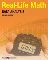 Digital Download Real-Life Math: Data Analysis - PDF Download [Download]