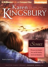 Sunset, Sunrise Series #4 Audiobook on CD
