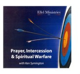 Prayer, Intercession & Spiritual Warfare CD set