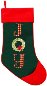 Christmas Stocking, Joy