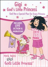 Gigi, God's Little Princess DVD God Has a Special Plan for Every Princess