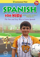 Spanish for Kids Beginner Volume 2