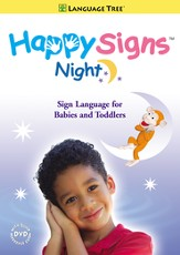 Happy Signs Night: Signs for Babies/Toddlers
