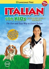 Italian for Kids Beginner Volume 2