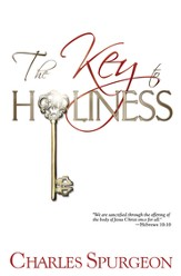 The Key to Holiness - eBook