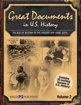 Digital Download Great Documents in U.S. History, Vol. II: The Age of Reform to the Present Day (1880-2001) - PDF Download [Download]