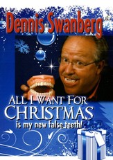 All I Want for Christmas Is My New False Teeth! DVD
