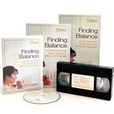 Finding Balance: Loving God with Heart and Soul, Mind and Strength, DVD Curriculum