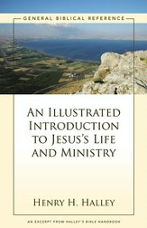 An Illustrated Introduction to Jesus's Life and Ministry: A Zondervan Digital Short - eBook