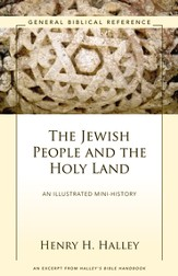 The Jewish People and the Holy Land: A Zondervan Digital Short - eBook