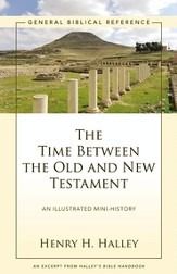 The Time Between the Old and New Testament: A Zondervan Digital Short - eBook