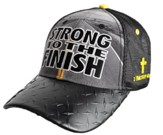 Strong To the Finish Cap, Black