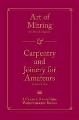 Art of Mitring/Carpentry and Joinery for Amateurs